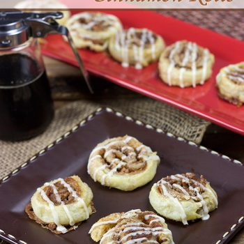 Easy Maple Pecan Cinnamon Rolls