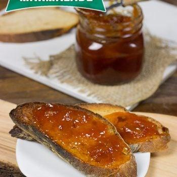 Citrus Pear Marmalade
