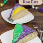 Cinnamon Cream Cheese King Cake