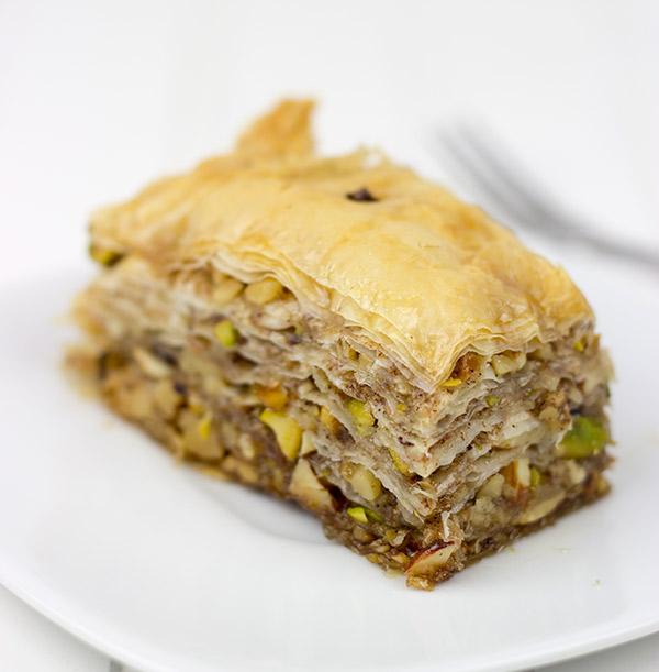 Traditional Greek Baklava | Spicedblog.com