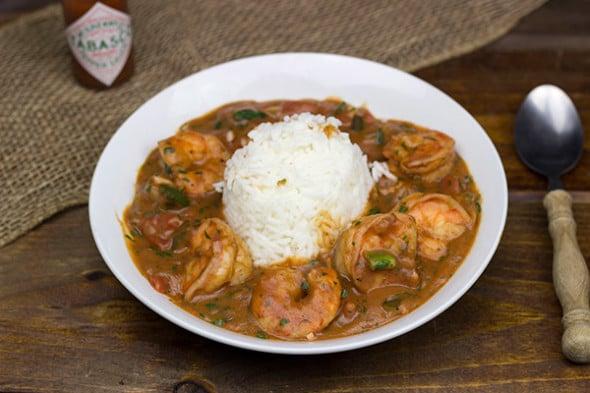Shrimp Etouffee | Spicedblog.com