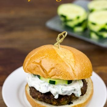 Cheese-Stuffed Curry Burgers