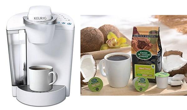 Keurig + Island Coconut Coffee Giveaway