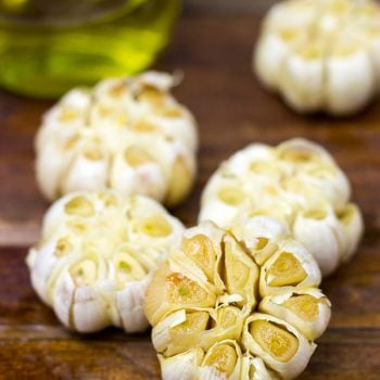 Roasted Garlic is an easy flavor booster for all sorts of savory meals!