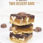 4-Layer TWIX® Dessert Bars