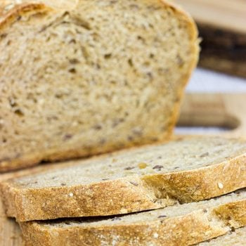 A good sandwich starts with good bread, and this Multi-Grain Sandwich Bread is not only good...it's great!