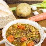 Hearty Beef and Vegetable Stew