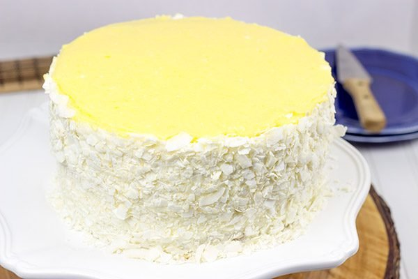 Coconut Cake Using Duncan Hines Cake Mix