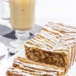Glazed Cinnamon Roll Bread