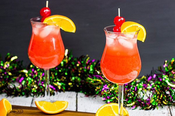 Every day is a party with these Classic New Orleans Hurricanes!