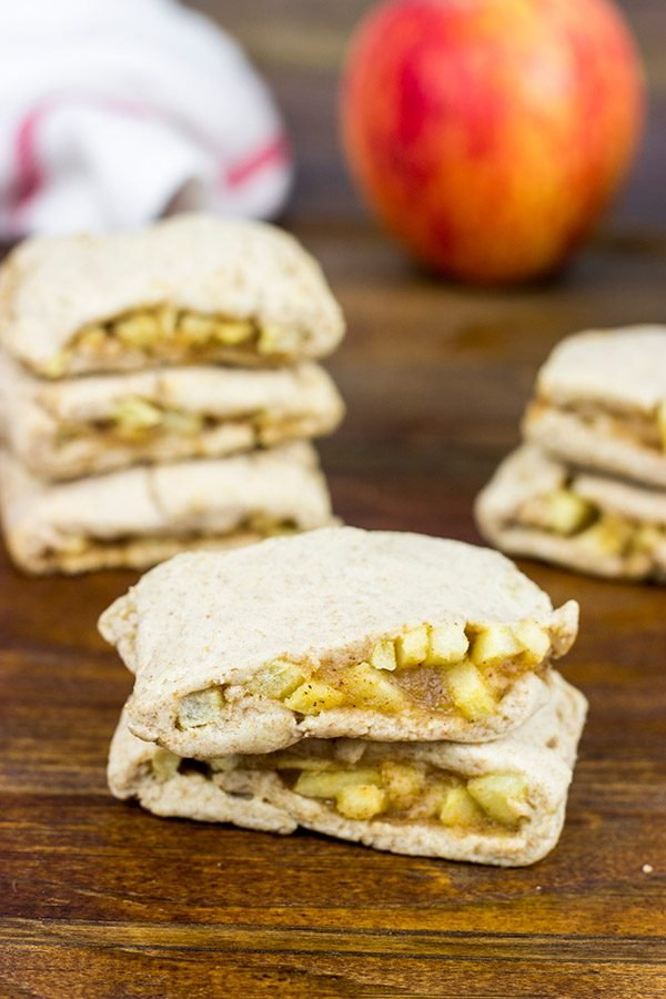 Filled with apples and cinnamon, these Apple Pie Bars are a fun and tasty Fall treat!