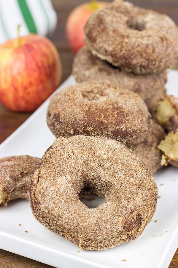 Packed with the comforting flavors of Fall, these Apple Cider Doughnuts are an excellent sweet treat for the crisp, cool days ahead.