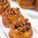 Honey Pecan Sticky Buns