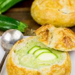 Healthy Zucchini Bisque