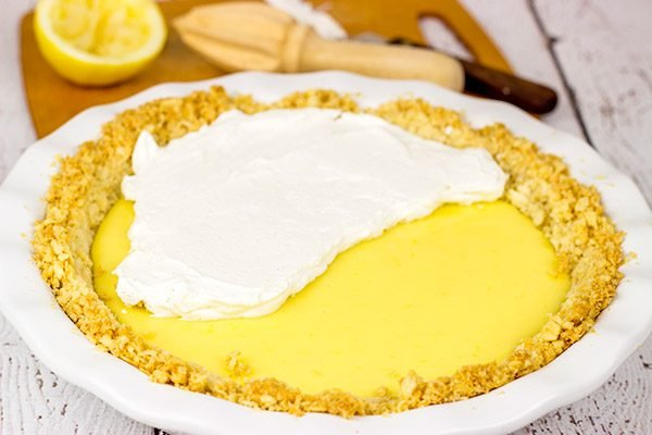 Atlantic Beach Pie is a staple at seafood restaurants on the North Carolina coast. One bite, and it will be a staple in your kitchen, too!
