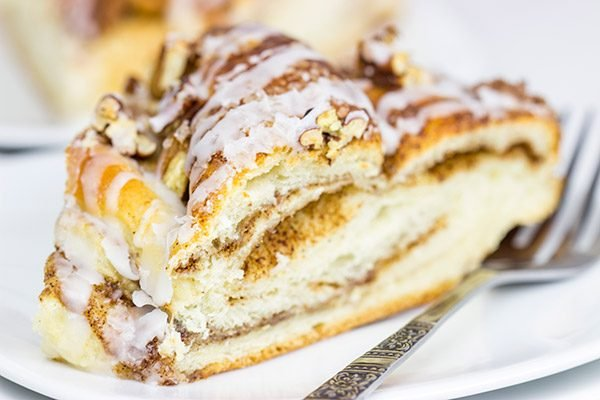 This Braided Cinnamon Roll is a fun twist on a classic...literally!