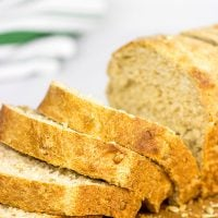 This Sunflower Seed Bread is the perfect sandwich bread!