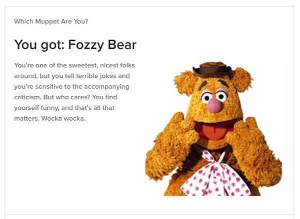 which-muppet-are-you