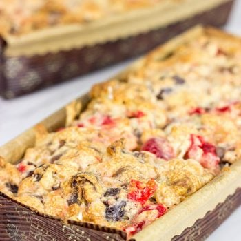 This Bishop's Bread is fruitcake for people who don't like fruitcake!