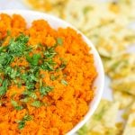 Mediterranean Carrot Dip