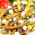 Baked Greek Fries