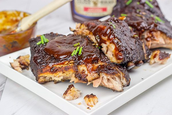 Ribs are a classic for summer grilling, and this recipe for Brown Sugar Applewood Ribs is a keeper! Just don't expect any leftovers!