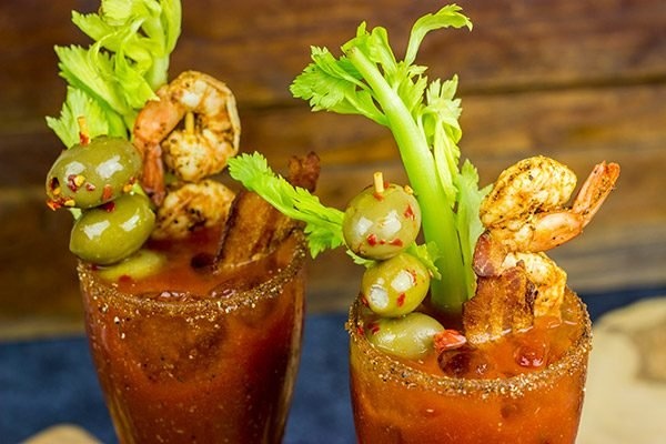 Take your Bloody Mary to a whole new level with this OLD BAY Bloody Mary!