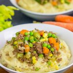 Shepherd's Pie Mashed Potatoes