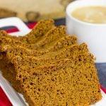 Ontbijtkoek (Dutch breakfast cake) (Amsterdam)