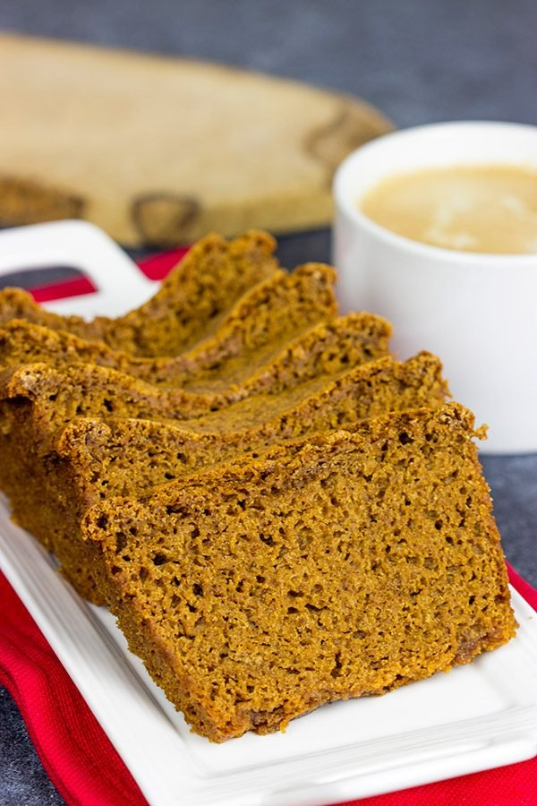 Ontbijtkoek is a traditional Dutch spice cake, and it's a wonderful treat when served with a hot cup of coffee!