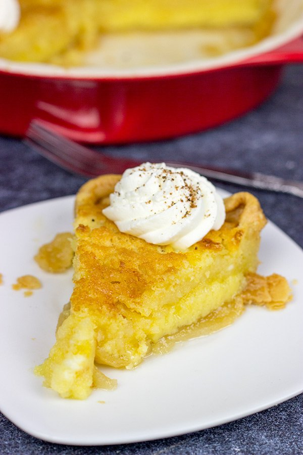 This Southern Buttermilk Chess Pie is about a classic...and it's incredibly easy to make!