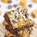 Samoa Brownies