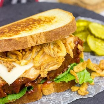 Southern Meatloaf Sandwiches