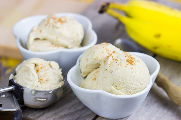 This no-churn, 2-Ingredient Banana Ice Cream is incredibly easy to make, so just go ahead and make a double batch!