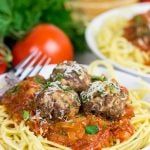 Classic Spaghetti and Meatballs