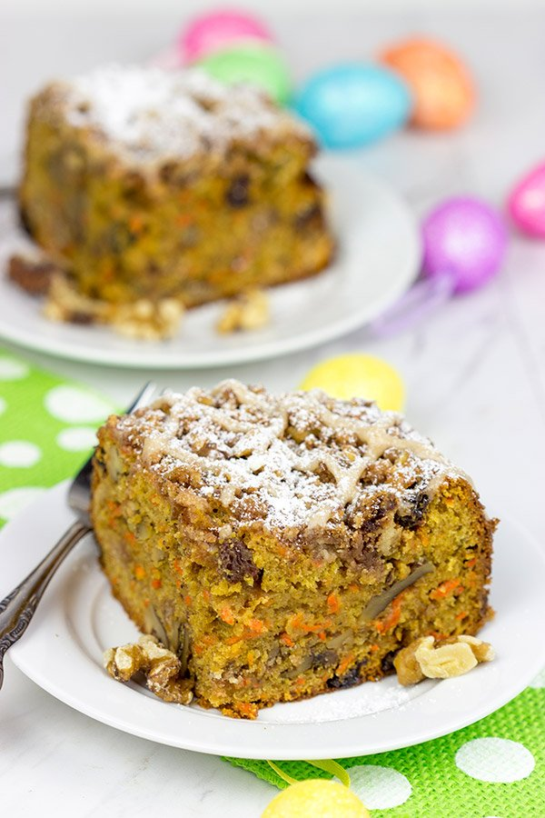 Eating carrot cake for breakfast might be socially unacceptable...but eating Carrot Cake Coffee Cake is totally allowed!