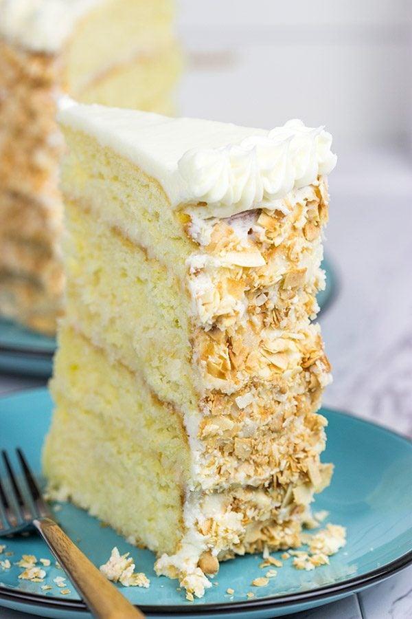 Robert Carter Ultimate Coconut Cake Recipe