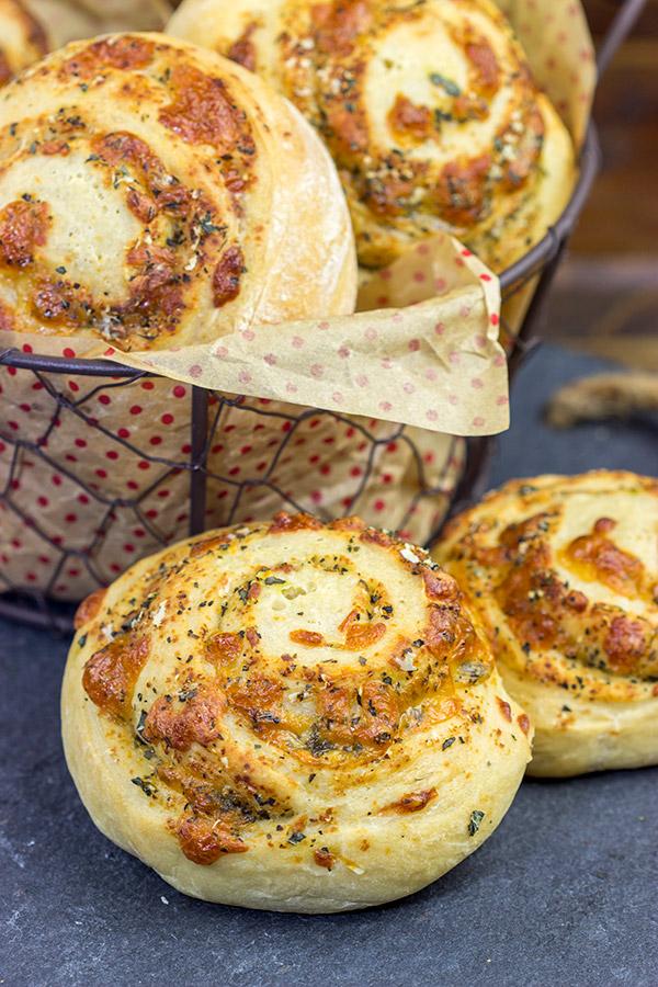 Parmesan Cheese Rolls