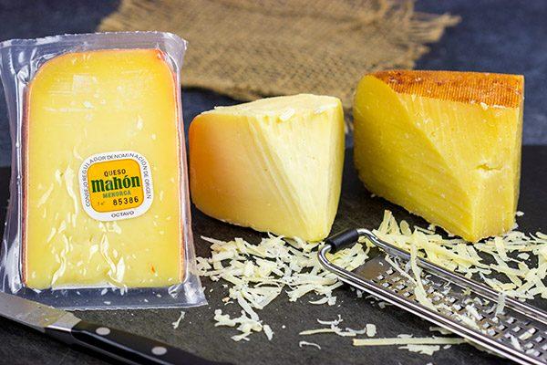 Mahón-Menorca Cheese