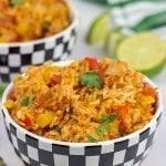 Slow Cooker Spanish Rice