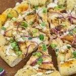 Alabama Style BBQ Chicken Pizza