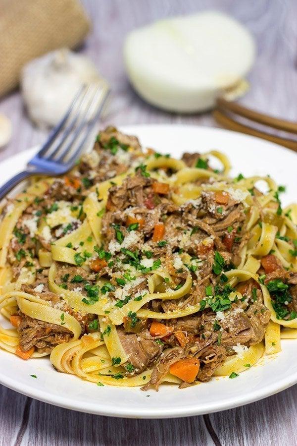 Beef Short Rib Bolognese