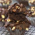 Chocolate Hazelnut Muffins