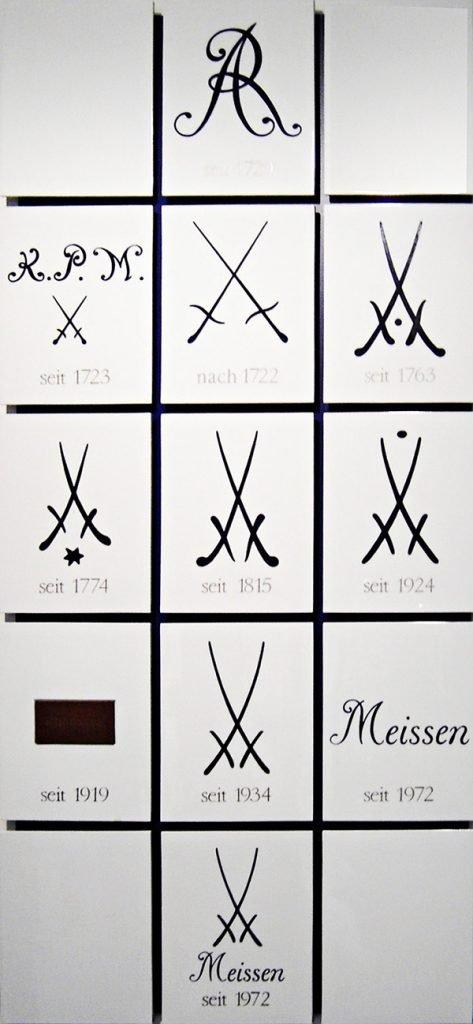 Meissen trademarks