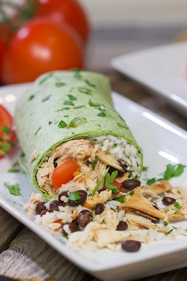A good marinade can make a world of difference! These Grilled Adobo Chicken Burritos are a flavorful way to enjoy the summer grilling season!