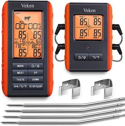 4 probe thermometer