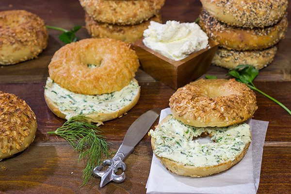 Have you ever made Homemade Cream Cheese? It's easier than you might think! And then you can whip up all sorts of fun flavored cream cheeses, too!