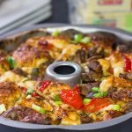 Philly Cheesesteak Monkey Bread