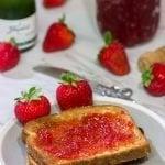 Strawberry Champagne Jam
