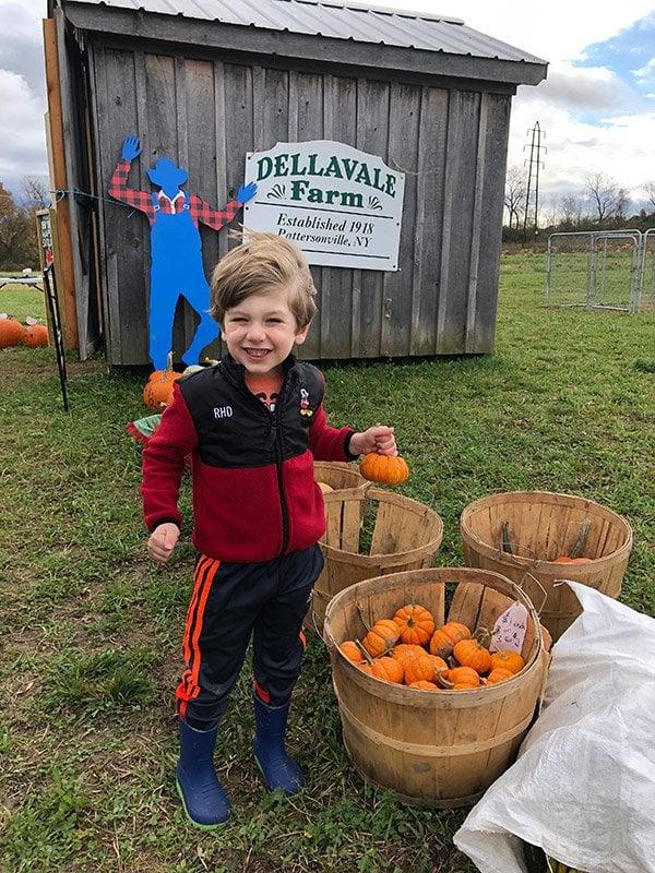 Dellavale Farm Pattersonville, NY